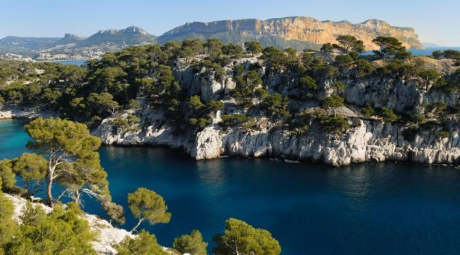 The Mediterranean, Cassis, La Ciotat, Sanary sur Mer…