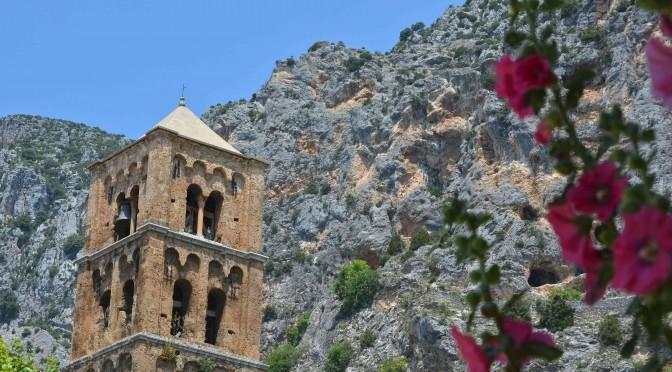 Moustiers Sainte Marie, Alpes-de-Haute-Provence