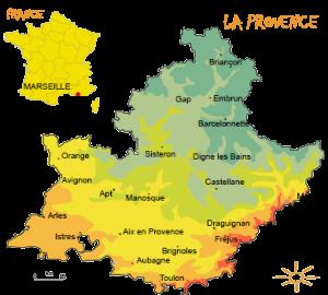 circuits touristique sud de la France
