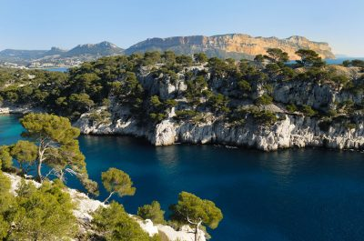 Calanques in Cassis