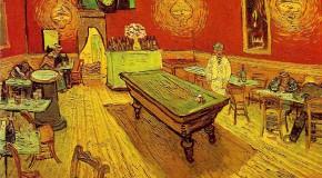 Van Gogh le-cafe-de-la-nuit