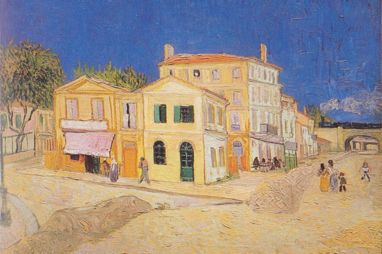Casa Amarilla Arles